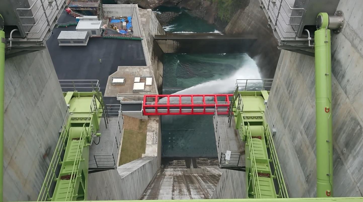 群馬・フォトロゲ八ッ場ダム(フォトロゲヤンバダム)