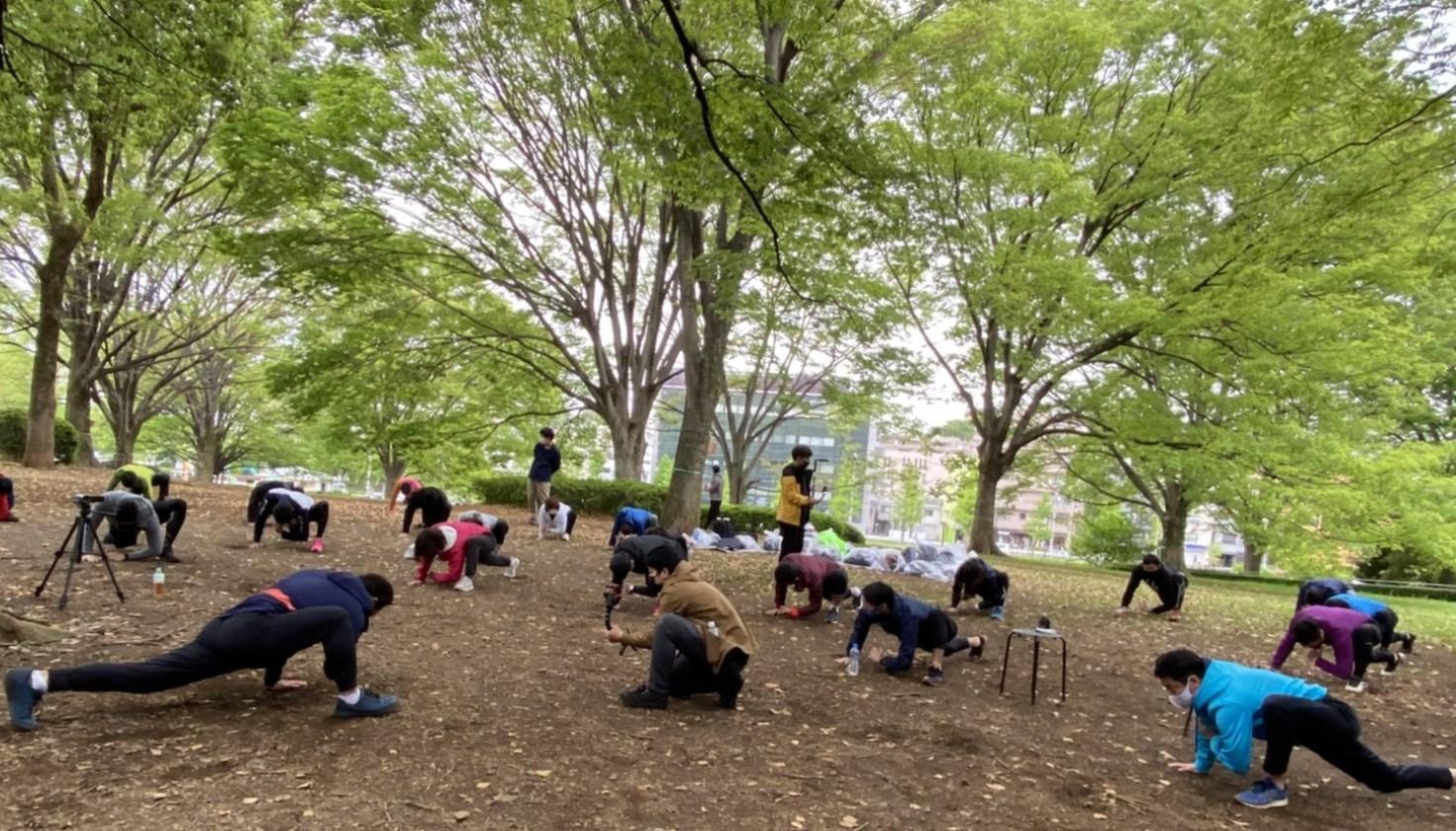 <small>【PR】</small><br/>「FITNESS CAMP」<br/>認定コーチ 養成講座 開催のご案内