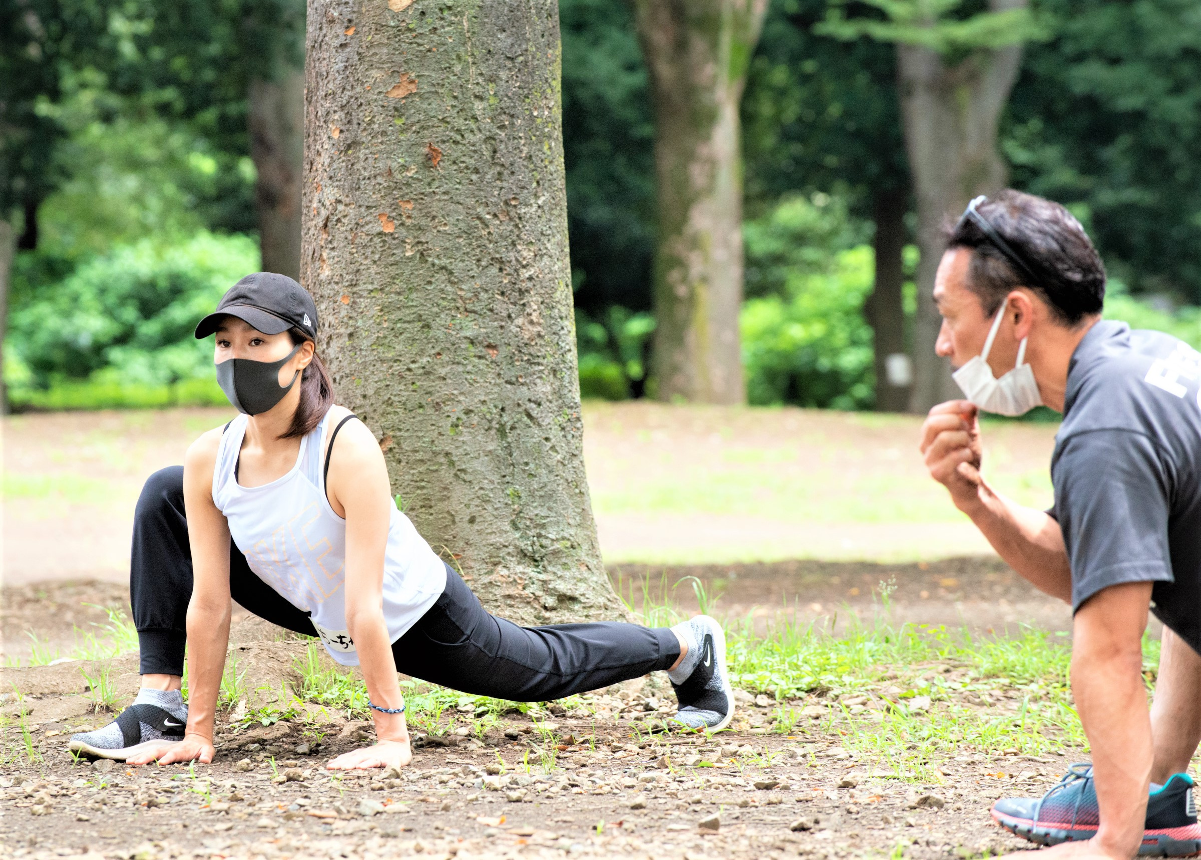 <small>【PR】</small><br>「FITNESS CAMP<small>(フィットネス キャンプ)</small>」<br>認定コーチ 養成講座 10.11開催<br>受講者募集中です!
