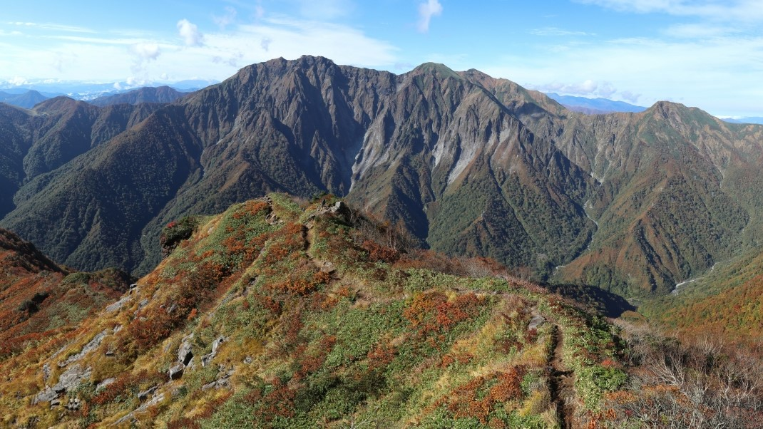 [登山・群馬]CROSS X 日本百名山 谷川岳 2021.10.9(土)